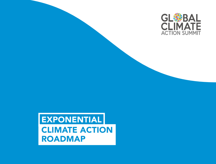 Exponential Climate Action Roadmap | Report