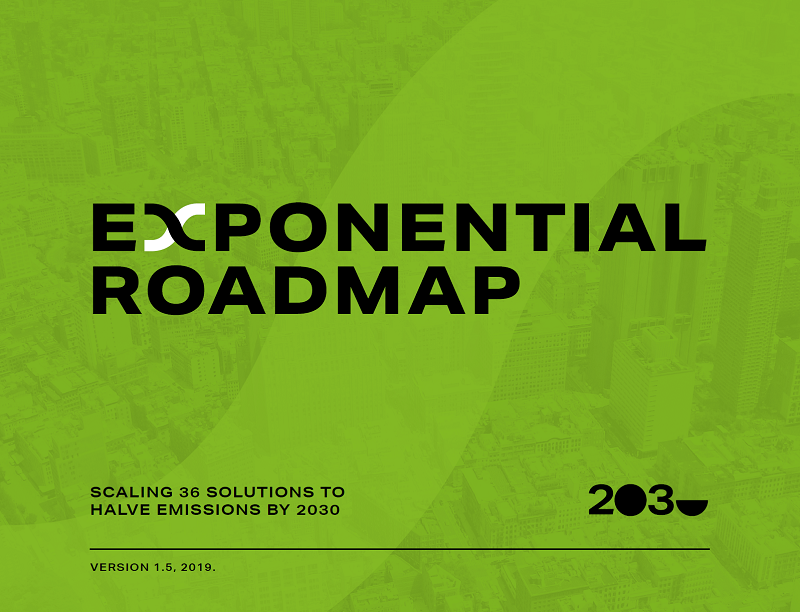Roadmap Provides 36 Solutions to Cut Greenhouse Gas Emissions 50% by 2030 Worldwide