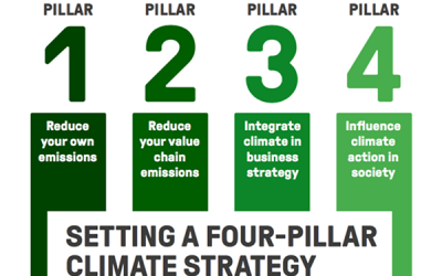 4 ways for companies to take effective climate action