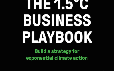 Unilever & BT Group endorse new 1.5°C Business Playbook