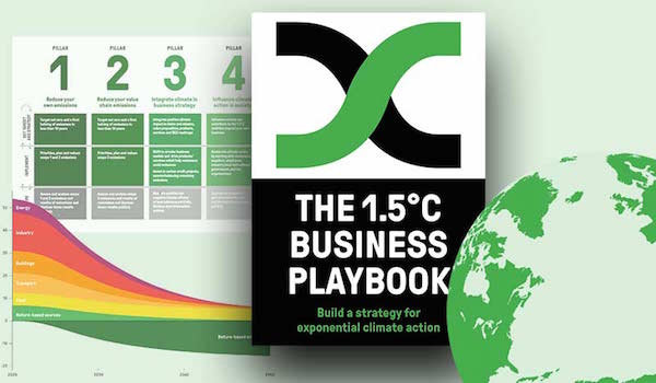 GAME ON: THE 1.5°C BUSINESS PLAYBOOK