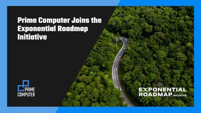 Prime Computer joins the Exponential Roadmap Initiative
